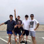 サーフィンデビュー!!